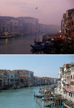 Covid-19: Trước Và Sau  Góc Nhìn Đẹp Mà Địa Cầu Rất Cảm Kích Về Việc Đóng Cửa